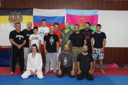 Семинар в Сербии