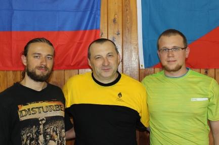 Семинар в Чехии 2016