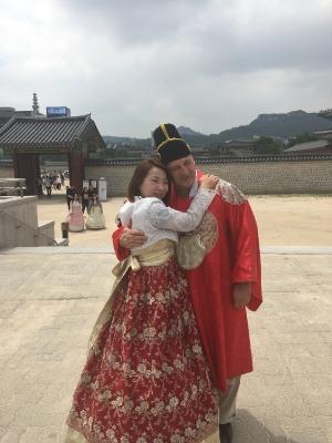 Семинар в Южной Корее